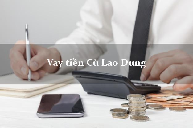 Vay tiền Cù Lao Dung Sóc Trăng