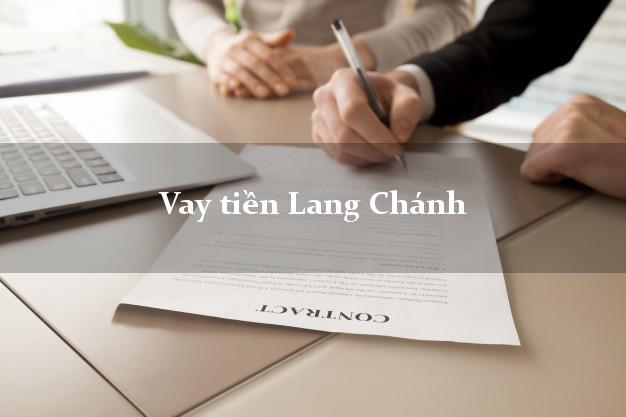Vay tiền Lang Chánh Thanh Hóa