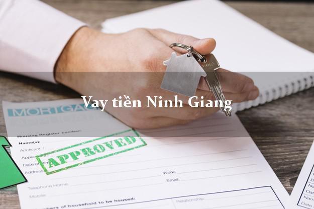 Vay tiền Ninh Giang Hải Dương