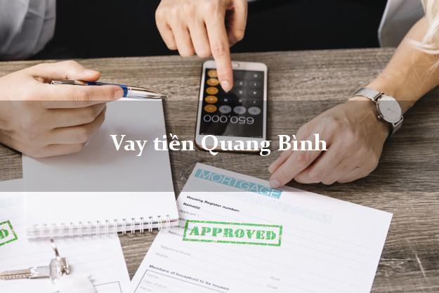Vay tiền Quang Bình Hà Giang