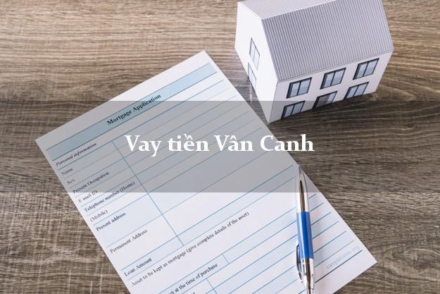 Vay tiền Vân Canh Bình Định