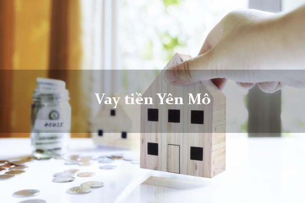 Vay tiền Yên Mô Ninh Bình
