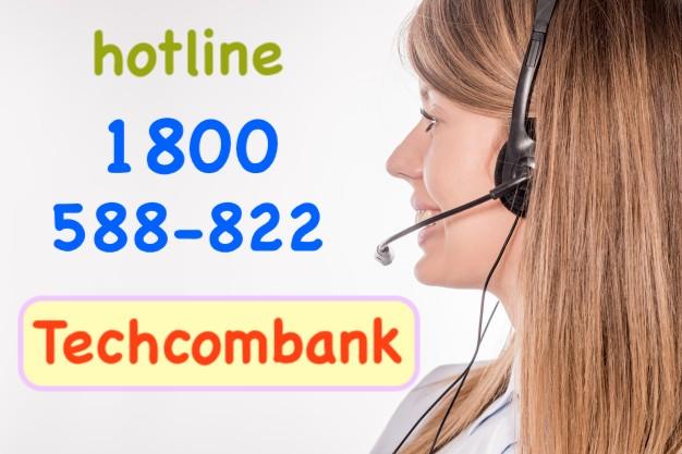 Hotline Techcombank 24/7 - Số tổng đài ngân hàng Techcombank