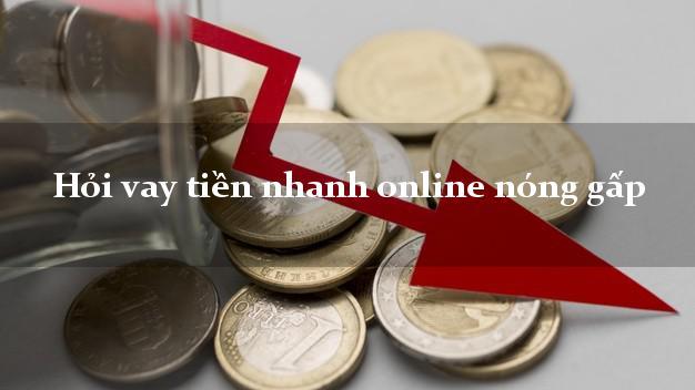 Hỏi vay tiền nhanh online nóng gấp không cần CMND gốc